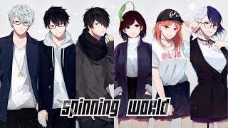 【hexatone】 Spinning World