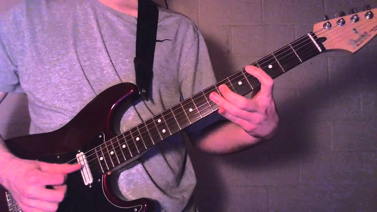 sleater-kinney-slow-song-guitar-cover-zachuorice