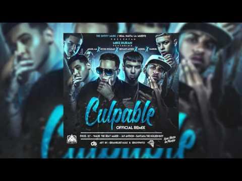Anuel AA   Culpable Remix FT  Mike Duran, Kevin Roldan, Bryant Myers, Noriel Y Darkiel