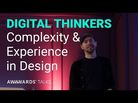 Frank Chimero - Complexity & Experience in Design