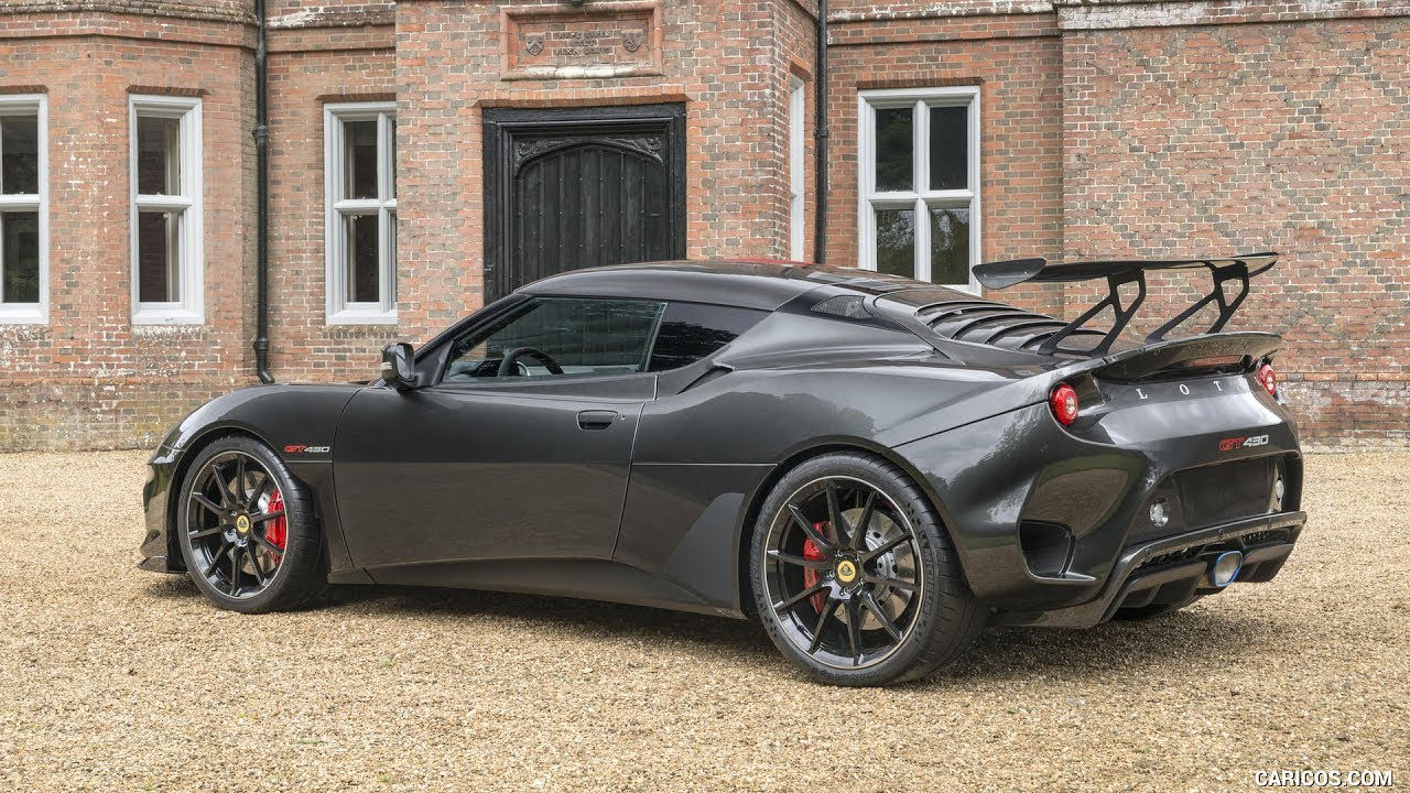 2018 Lotus Evora GT430 | price & specifications - YouTube