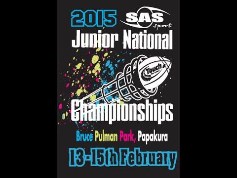 SAS Junior Nationals - U17 Boys Final