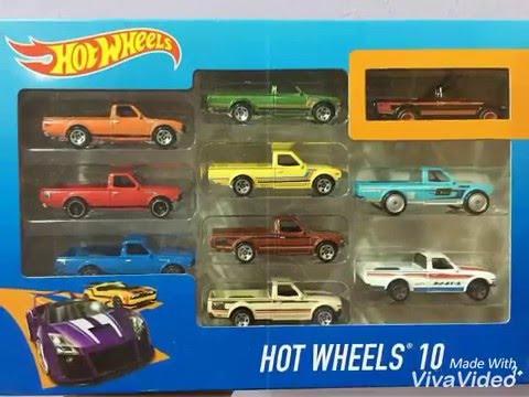 Hot Wheels 10 - DATSUN 620 Pick Up (Custom) - YouTube