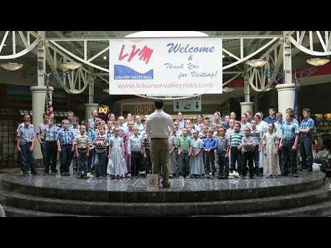 Come And See Christmas Hymn We Believe This Is Jesus Jonestown Mennonite School Caroling Songs