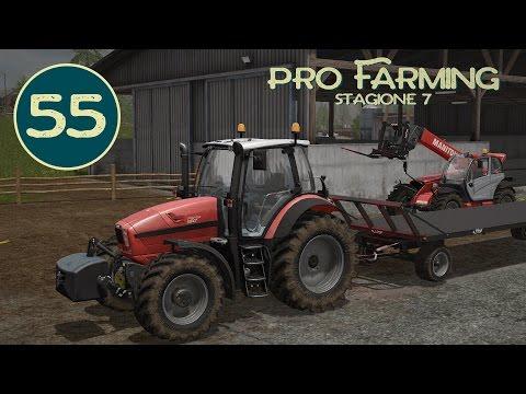 🚜 PRO Farming - Same Fortis e fails con i rimorchi #55