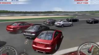 BMW M3 Challenge | Gameplay | PC Car Racing Game