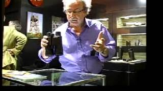 Les jumelles Leica Geovid 8x56 BFR avec télémètre laser  [ Google.video du 6 juin 2007 ]