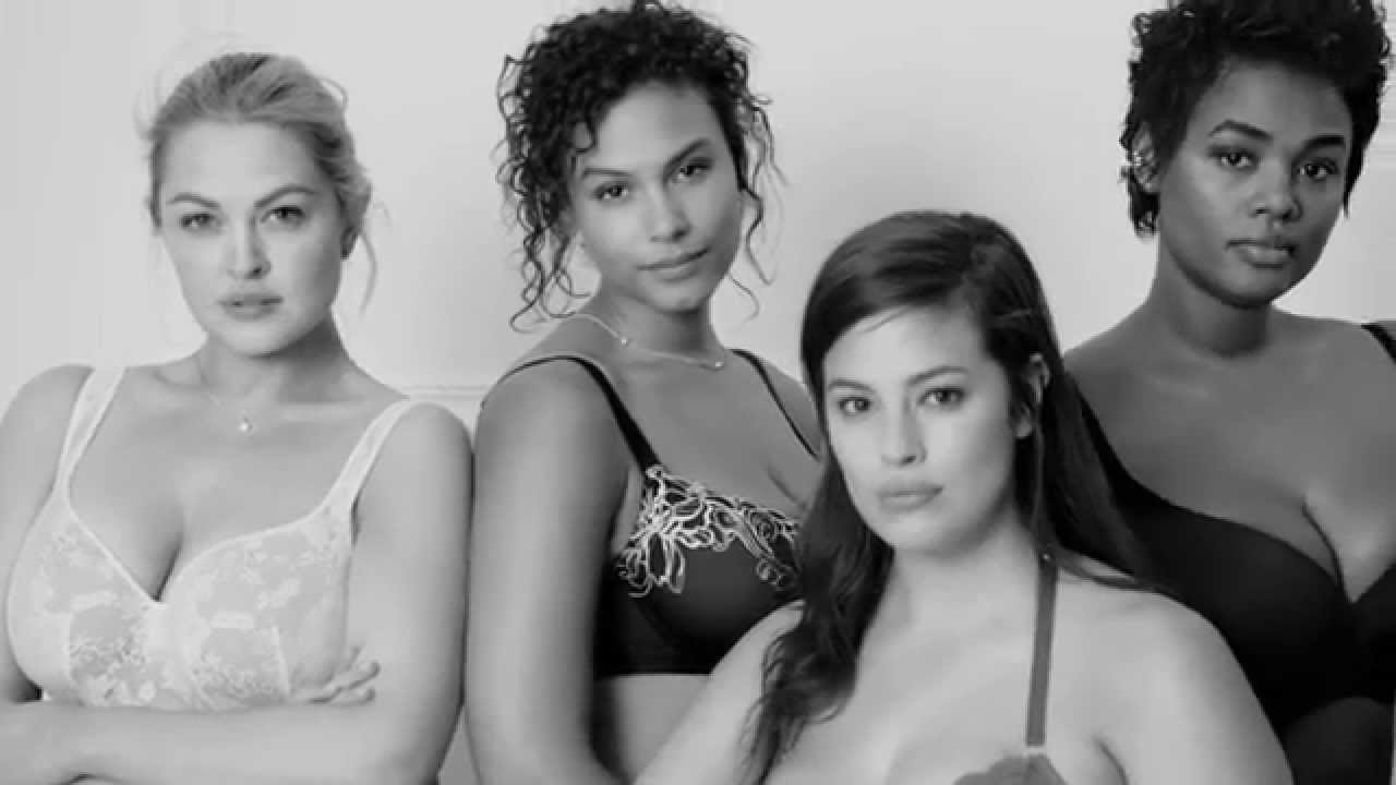 213838d3ce07 Lane Bryant's powerful body positive campaign is making Victoria's Secret  look outdated — Quartz