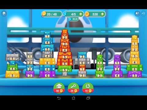 Чемоданчик: Ханойская башня (Прохождение головоломки - уровень 16)