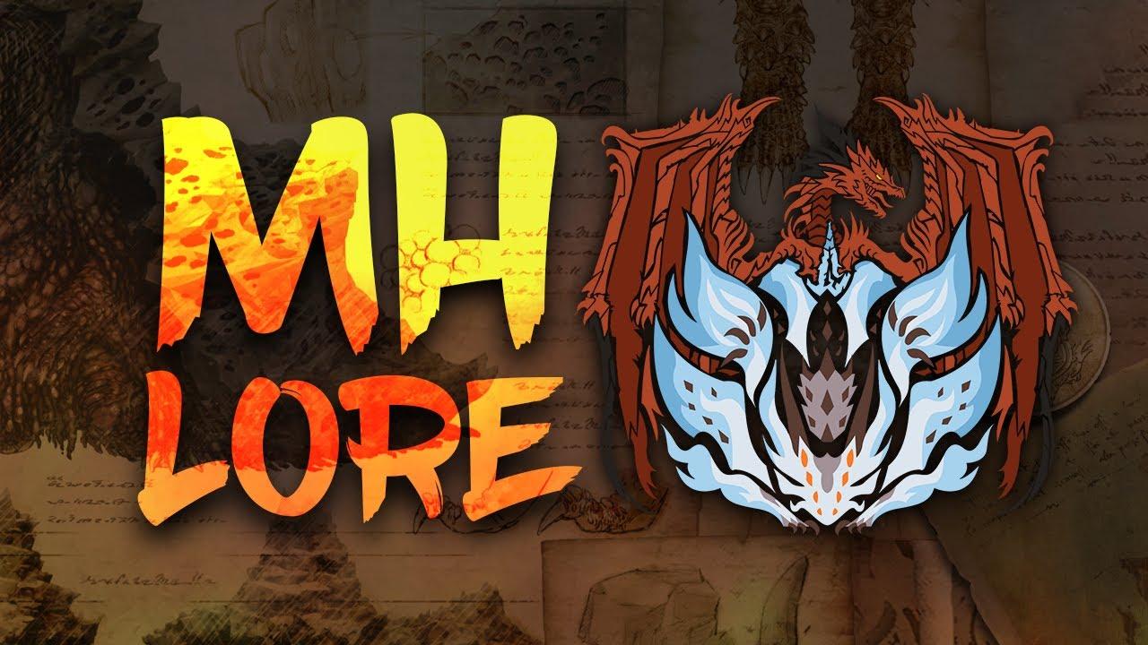 Monster Hunter Lore | Xeno'jiiva & Safi'jiiva