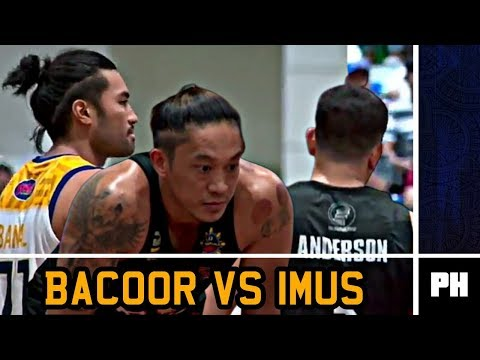 Imus vs Bacoor Full Game Highlights | 2019 MPBL Lakan Cup | June 20, 2019