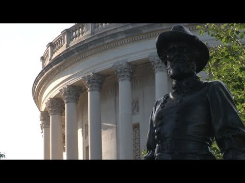 Crews work to remove Charleston's statue of John C. Calhoun, a ...
