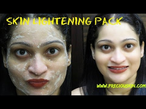 Instant Skin Lightening Pack | Baking Soda & Lime Juice Pack | Priyanka George |