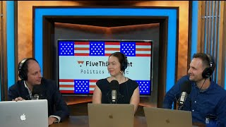 FiveThirtyEight Politics Podcast: Are Democrats ready to impeach President Trump?