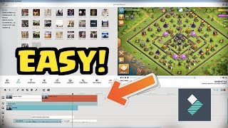 HOW TO EDIT VIDEOS FREE & SIMPLE 2017 + Clash of Clans Trophy Push Update!