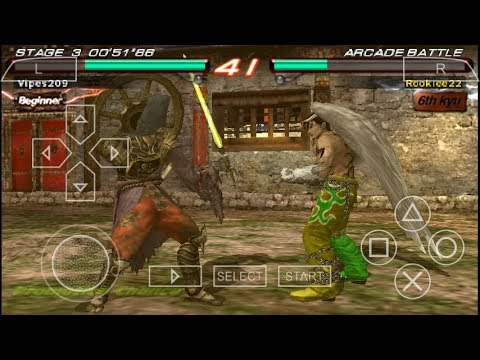Tekken 5 Iso Free Download For Ppsspp - moneycrise