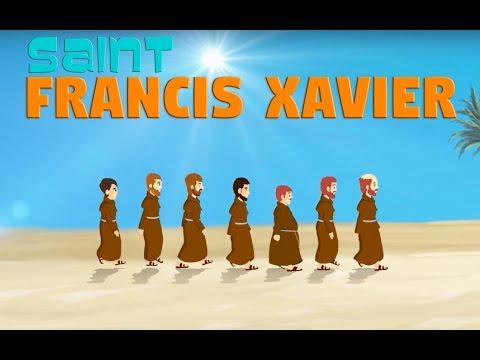 Story Of Saint Francis Xavier | English | Story Of Saints
