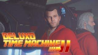 deLuxo Time Machine II | Short GTA V Movie