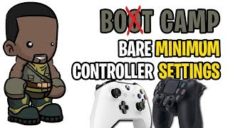 Bot Camp: Bare Minimum Settings and Binds for Controller Players | Fortnite Season 10