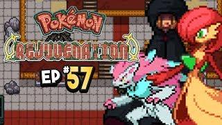 Pokemon Rejuvenation V11 ( Fan Game ) Part 57 TRUTH OF THE INTERCEPTOR! - Gameplay Walkthrough