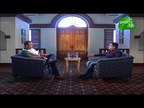 INDIA COACH RAVI SHASTRI EXCLUSIVELY SPEAKING TO BORIA MAJUMDAR | Sports Tak