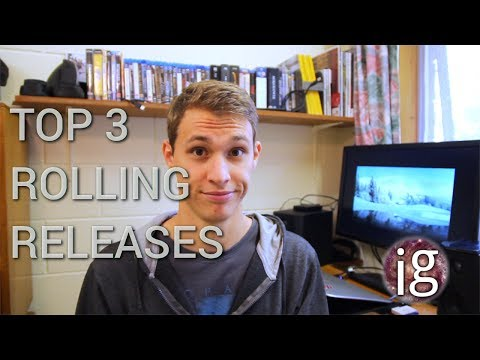 Top 3 Rolling Releases | IGO 18 March