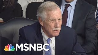 Donald Trump Administration Giving Russia What It Wants On Sanctions | Rachel Maddow | MSNBC