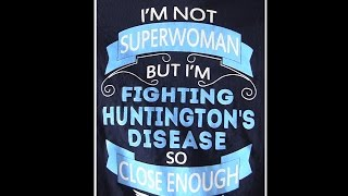 The Dancing Disease, called Huntingtons