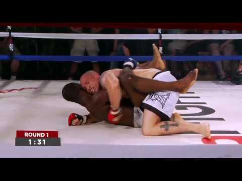 BoDog Fight,  MMA Fight  : Agallar vs. Debrah