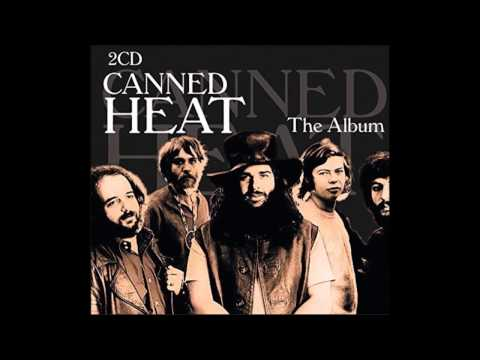 Canned Heat   Lets Work Together