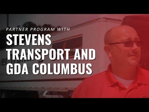 Stevens Transport at Georgia Driving Academy - Columbus