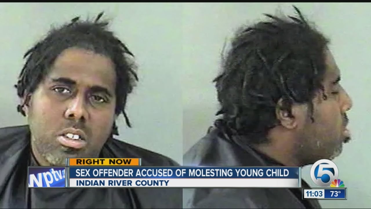 Sexual predator in indian river county