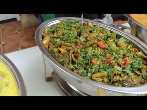 Rangoli Sweets Vegitable Catering Video