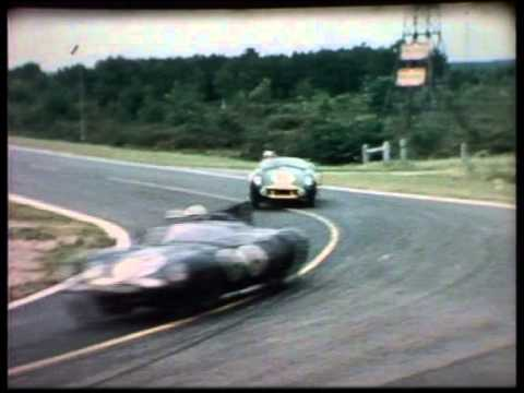 1956 Le Mans Race - slideshow