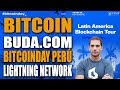 #Bitcoin 2018 #Buda.com #Bitcoinday #LightningNetwork #BCH FORK |Con Guillermo Torrealba|
