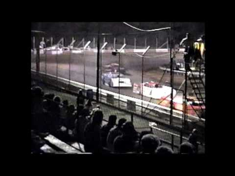 County Line Raceway Late Model Feature 6-3-95