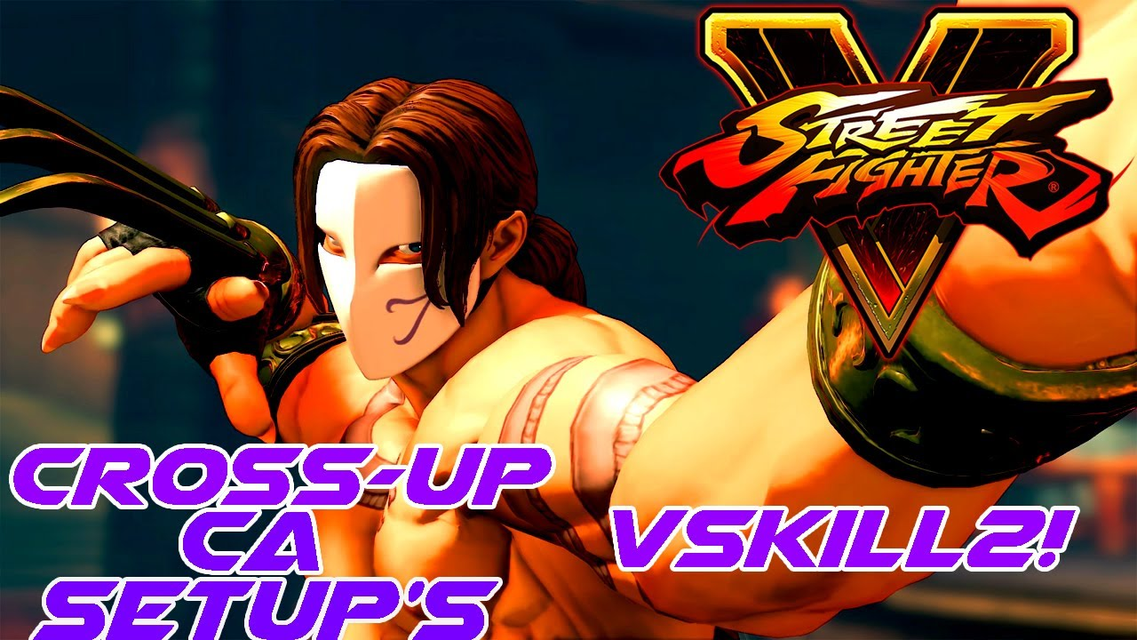 SF5 CE ▰ Vega New Cross-up CA Setup's (Part-2) VSKILL 2! ➣ Season 5 ➢ Read Description!