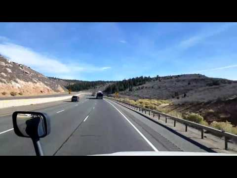 Bigrigtravels Live! - Laramie, Wyoming to Commerce City, Colorado - October 23, 2016