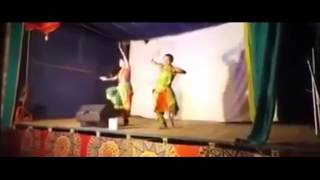 Shocking moment dancer collapses and dies on stage during routine