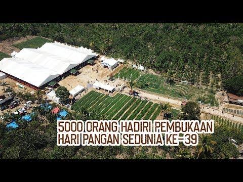 HPS 39 : MENTERI PERTANIAN BUKA HPS KE-39 DI KEC.ANGATA, KAB.KONAWE SELATAN