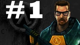 Half-Life Ep 1 - Black Mesa Inbound / Anomalous Materials Walkthrough - No Commentary