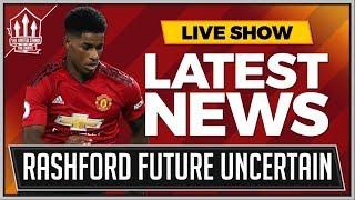 Rashford Must Quit Mourinho! Man Utd News Now