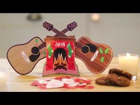Christmas Hum & Strum | Talking Tables