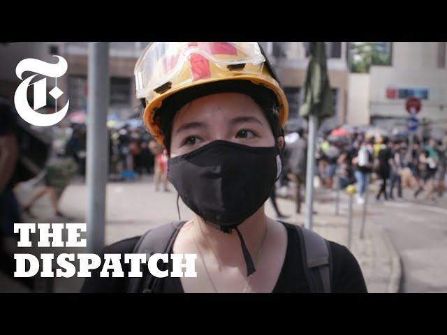 Hong Kong Protests: What Happened on July 1? | The Dispatch