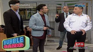 Bubble Gang: Special security guard