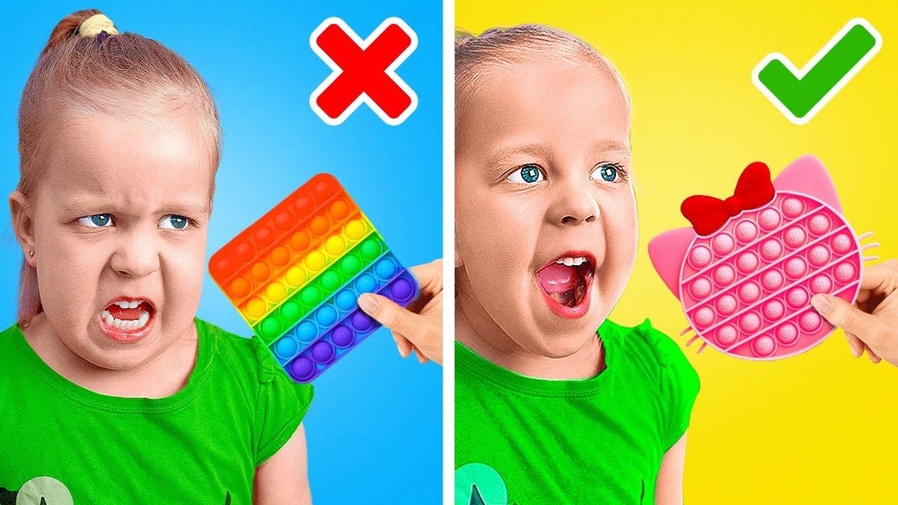SMART HACKS & DIY IDEAS FOR PARENTS