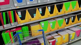 Let's Shop For School Supplies!  (July 2019)