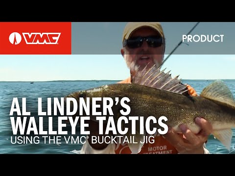 Walley Tactics Has Bright Future With The VMC® Bucktail Jig