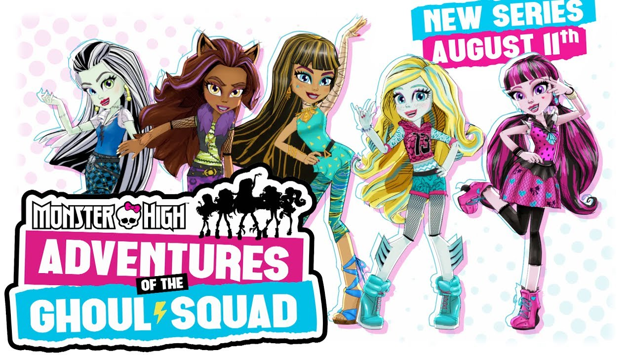 Uncategorized Monster High Pic monster high adventures of the ghoul squad official trailer high