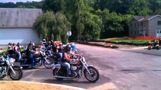 Kentuckiana poker run for the iron horseman 115 bi